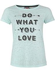 Lee Cooper - Camiseta - para mujer