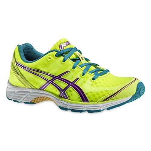 Asics Gel DS Racer 9 Laufschuhe neon/gelb, Schuhgröße:EUR 36, - Asics Frauen Kayano Schuhe