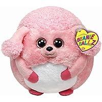 Ty Beanie Ballz Lovey - Caniche de peluche (20,3 cm)