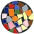 Bits Keramik, 6 Kg, bunt gemischt von ALEA Mosaik auf TapetenShop