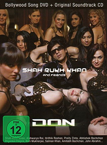 Shah Rukh Khan & Friends - Don: Das Spiel beginnt (+ Audio-CD) [2 DVDs] Beginnt Dvd