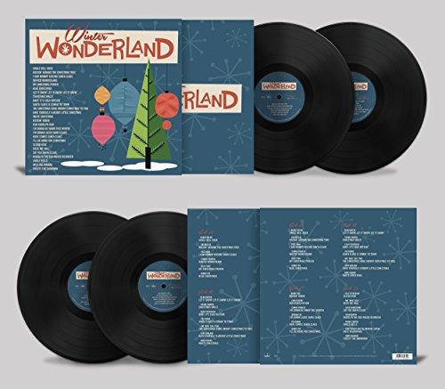 51iolH0jzrL - Winter Wonderland [Vinyl LP]