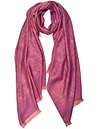 Luxury Feel Paisley Print Ladies Lightweight Scarf Wrap Shawl