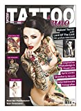 Tattoo Inferno 01-2015 (Nr. 06), mit Cover-Model Makani Terror, Inhalt: Exklusives Special inkl. Interviews mit Makani T