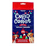 Cupid and Comet Luxury Advent Calendar for Dogs, 120 g