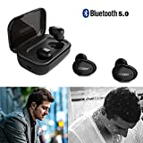 XGODY Bluetooth Kopfhörer Wireless Ohrhörer V5.0 True Wireless Headset In-Ear Funkkopfhörer Noise...