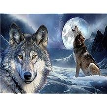 Suchergebnis Auf Amazonde Für Malen Nach Zahlen Wolf Kostenlose