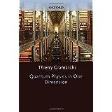 Quantum Physics in One Dimension