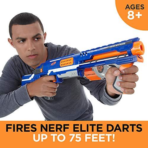 Nerf - N-Strike Elite Rampage Lanzador (Hasbro)