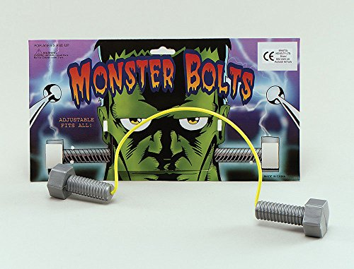 Monster Schrauben Au Einem Draht Spaß für Halloween Frankenstein Party - Frankenstein Kostüm Schrauben