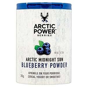 Arctic Power 30 g 100 Percent Pure Blueberry Powder
