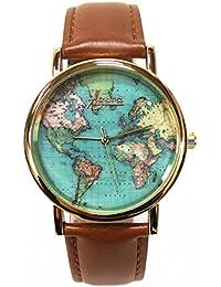 Agora Carte du Monde Montre