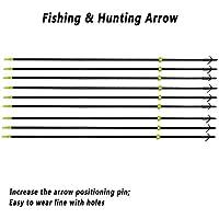 Tir à l'arc Chasse et Pêche Arrow Flèches en fibre de verre
