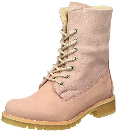 Tamaris Damen 26443 Combat Boots Light Pink 540, 41 EU