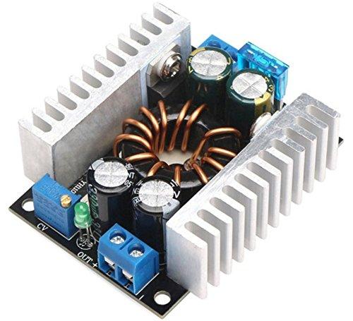 haoyishang 150W DC Boost Konverter Power Modul Spannungsregler Board 10-32V/8-16V bis 8-46V 12/24V Step-Up Volt Inverter Controller Stabilisator für Auto Dc-inverter-board