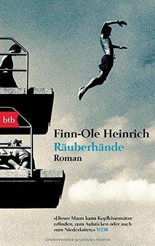 Buchseite und Rezensionen zu 'Räuberhände: Roman' von Finn-Ole Heinrich