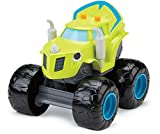Blaze et les Monster Machines Fisher-Price Zeg Parlant Anglais - Voiture Version Anglaise