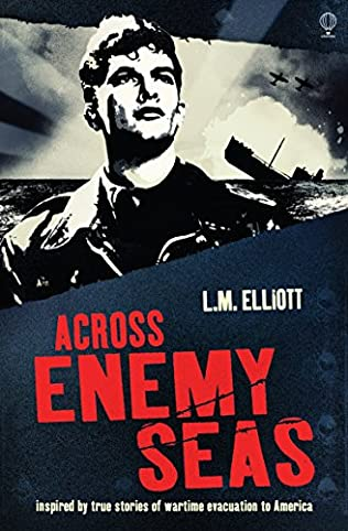 book cover of Across Enemy Seas