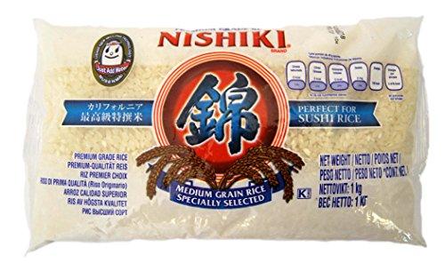 Riso per Sushi - Nishiki 1kg