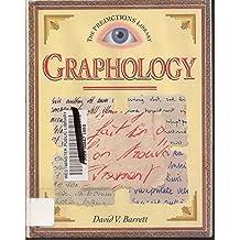 Graphology by David V. Barrett (1995-06-01)