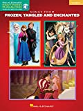 Songs from Frozen, Tangled and Enchanted: Easy Piano Play-Along Volume 32 (English Edition)