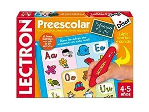Diset 63884 - Lectron Lapiz Preescolar