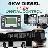 Gratis Versand Liquid Standheizung 9kW 12V Diesel Truck Heizung für LKW Wohnwagen Auto Wohnmobil ähnlich EBERSPAECHER (nicht EBERSPAECHER)
