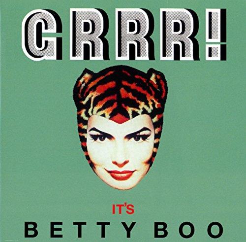 Grrr! It's Betty Boo