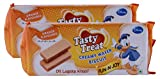 #3: Easy Day Combo - Tasty Treat Creamy Wafer Orange, 75g (Pack of 2) Promo Pack