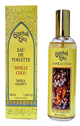 Spiritual Sky Eau de Toilette Vanille/Coco (De Eau Kokos-vanille Toilette)