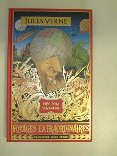 HECTOR SERVADAC ed. Atlas illustr par Jules VERNE