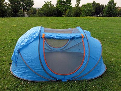 Himalaya Popup Kuppelzelt Outdoor für 2 Personen im Test - 7