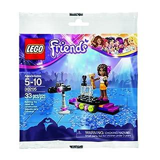 LEGO 30205 - Friends Pop Star Andrea, Spielzeugfigur, Mehrfarbig