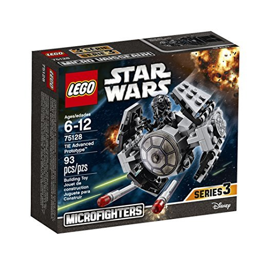 LEGO Star Wars TIE Advanced Prototype 75128 by LEGO