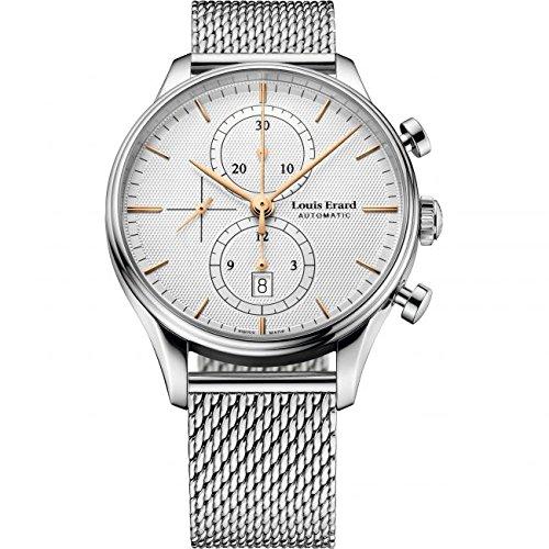 Louis Erard Heritage–Reloj automático de hombre 78289AA31. bma08