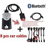 YOBENS NBM VCI vd ds150e cdp pro plus 2016 r0 with keygen for delphis obd2 diagnostic repair tool led 3in1 Scanner for cars truck New shell no BT 2015.R3 with keygen