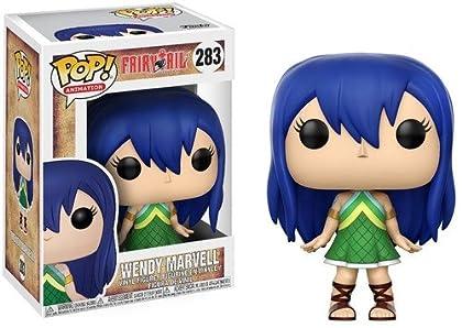Fairy Tail Figura de Vinilo Wendy Marvell (Funk...