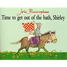 Time to Get Out of Bath (Red Fox Picture Books)