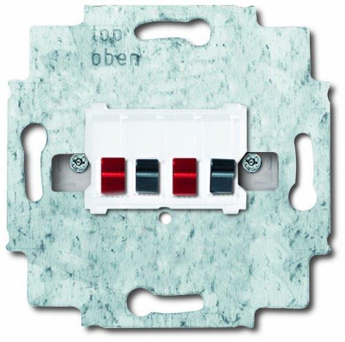 Busch-Jaeger 0248/04-101 Stereo-Lautsprecher-Anschlussdose 04 Stereo