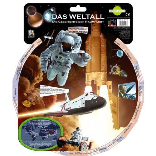 HCM Kinzel Caly 704118 - Das Weltall