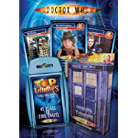 Top Trumps - Doctor Who: 45 Years of Time Travel (Collector's Edition Tardis Box)
