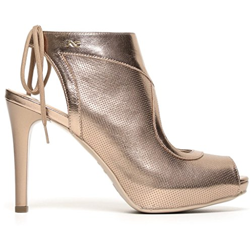 Nero Giardini Mujer Zapatillas Altas Beige Size: 35 EU