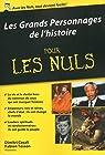 Les Grands Personnages de l'histoire pour les Nuls poche par Casali