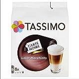 Kraft - Cafe Latte Macchiato (pack de 5 x 8 cápsulas)