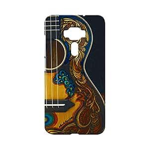 BLUEDIO Designer Printed Back case cover for Asus Zenfone 3 - G1978