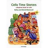 Cello Time Starters + CD a Beginner Book para Cello