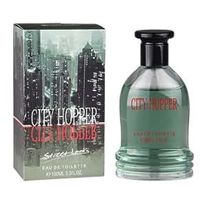 Cosmetic Line - Eau de parfum - EDT 100ml ''City Hopper'' - Homme