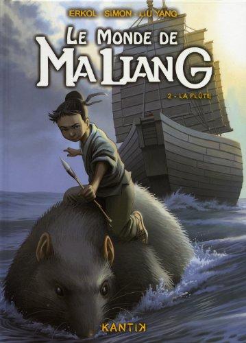 Le monde de Maliang, Tome 2 : La flûte