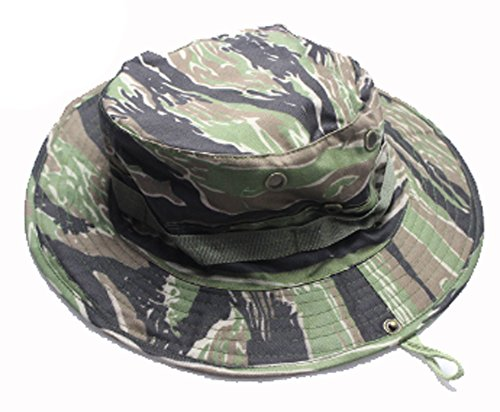 SaySure - Military Camouflage Tactical Hunting Sniper Boonie Hats