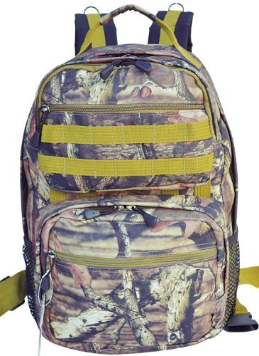 Explorer Mossy Oak Backpack, 18-Inch by Explorer